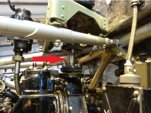 Generator drive shaft