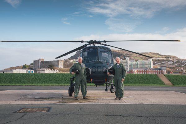 Wasp returns to HMS Osprey